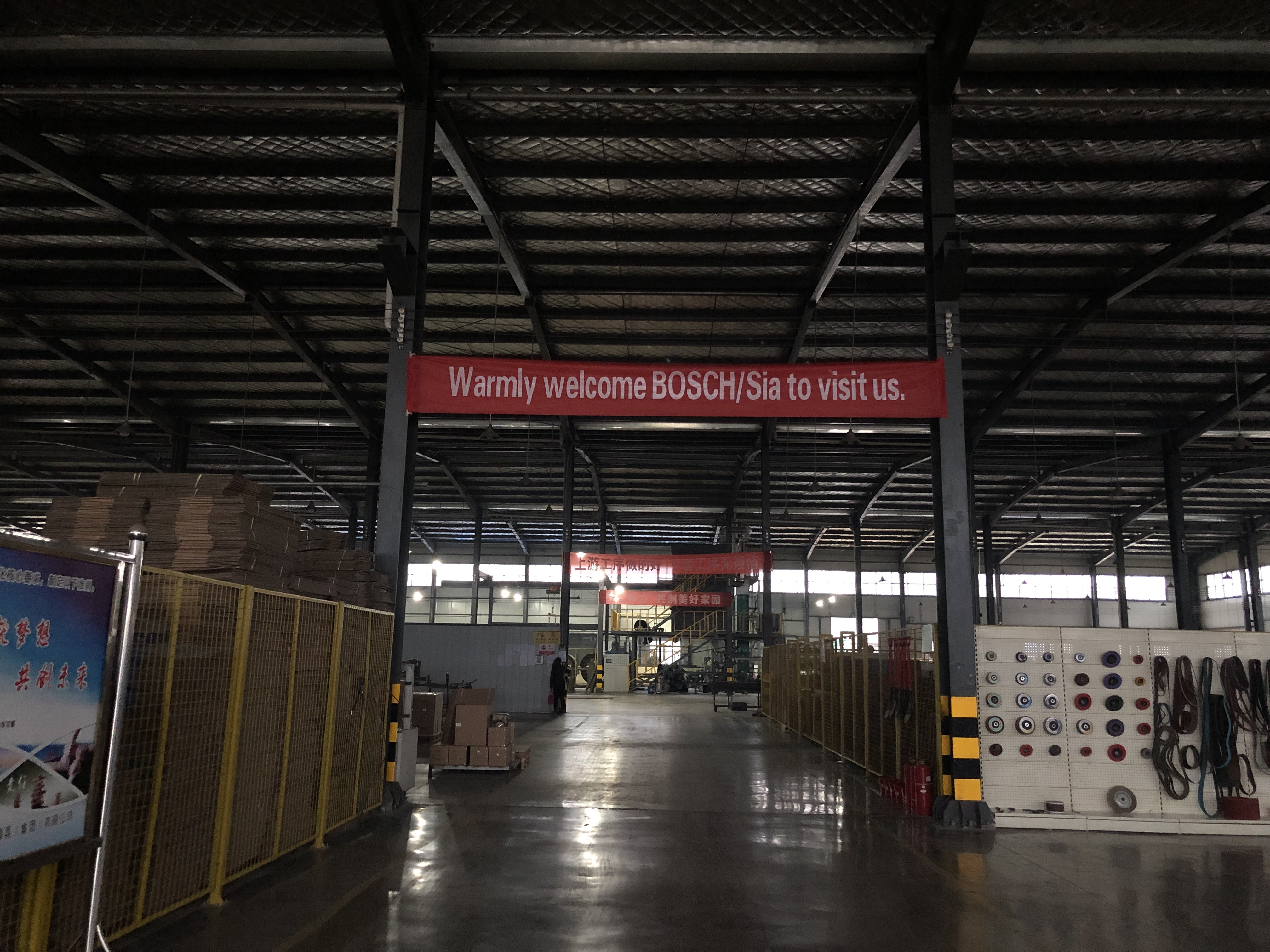 Bosch visited our factory.jpg
