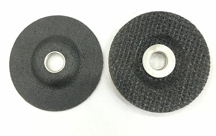 Fiberglass Backing Plate With Higher Metal Ring(High Washer)
